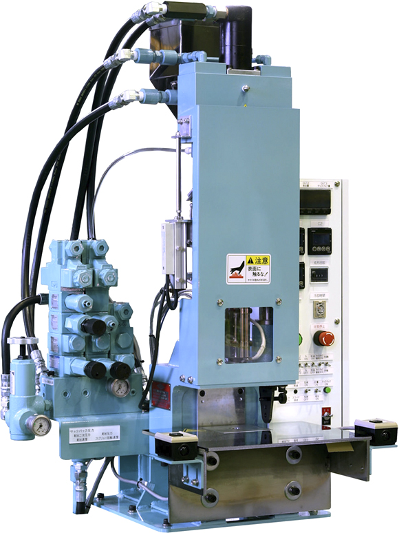 TABATA INDUSTRIAL MACHINERY_Screw Injection Molding Machine_TSー5ーDV8