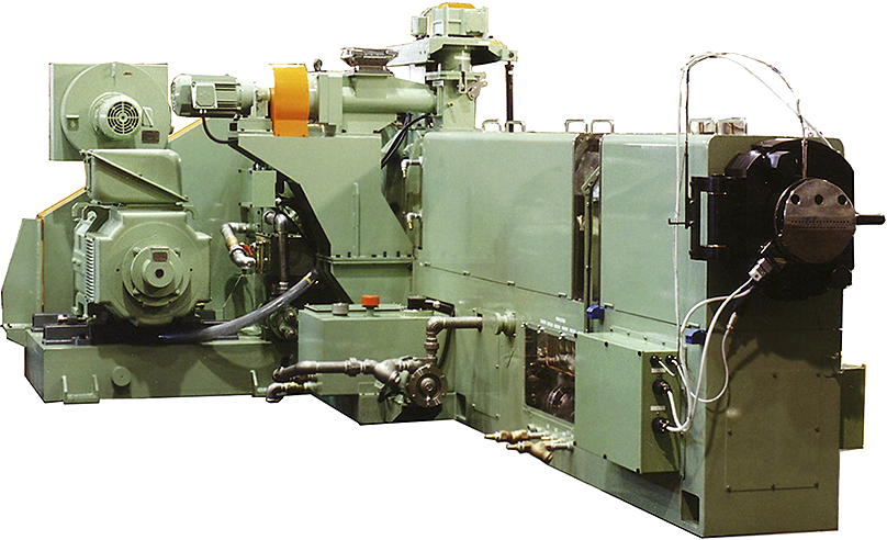 TABATA INDUSTRIAL MACHINERY_Single Screw Extruder
